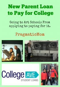 #CollegeAveLoans New Parent Loan to Pay for College
