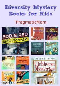 Diversity Mystery Books for Kids