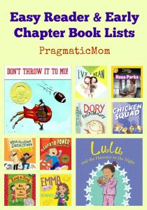 Easy Reader & Early Chapter Book Lists