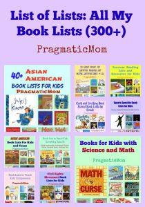 List of Lists: 300 Book Lists for Kids