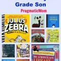 More 5th Grade Books from a 5th Grade Boy (my son)