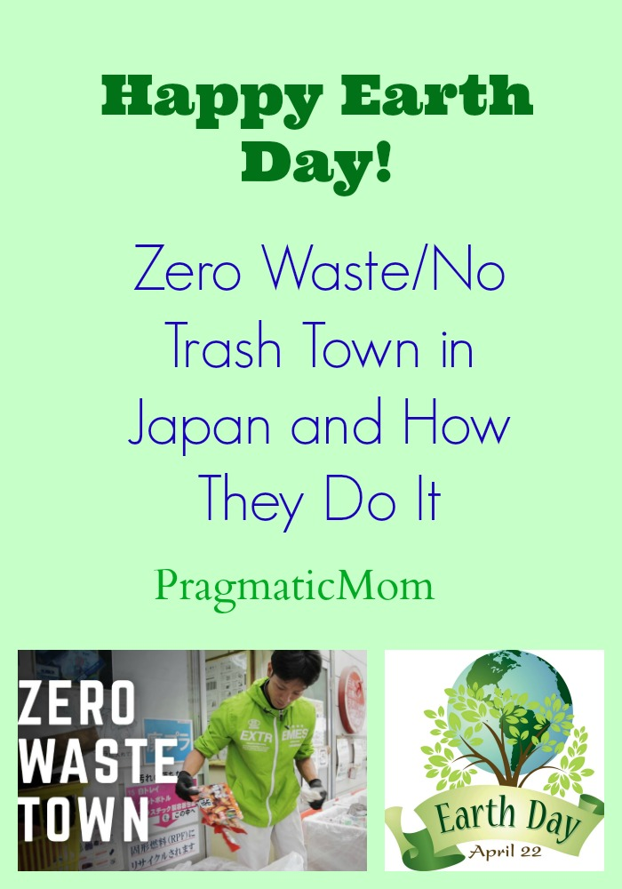 No Trash Town in Japan