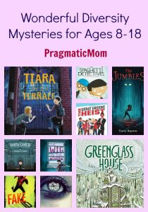 Wonderful Diversity Mysteries for Ages 8-18