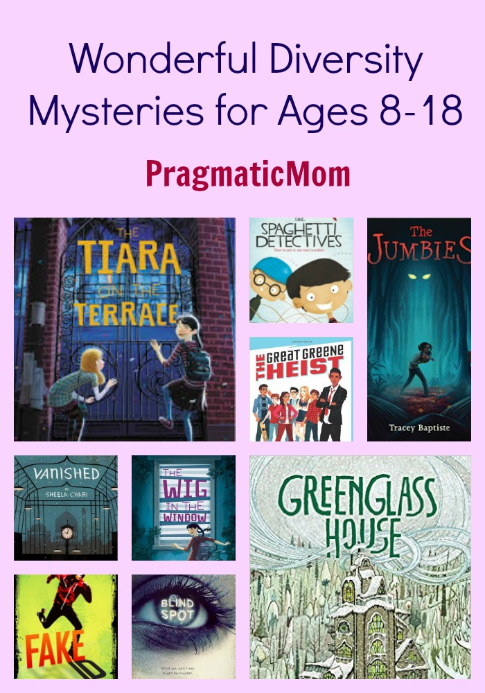 KRISTEN KITTSCHER, Wonderful Diversity Mysteries for Ages 8-18