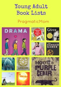 Young Adult Book Lists