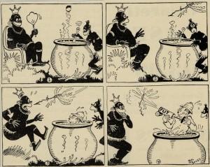 Dr Seuss Racist drawings