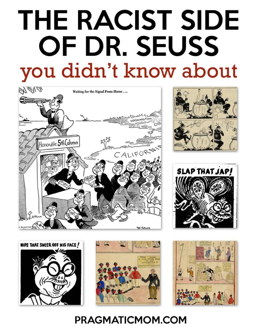 The Racist Side of Dr. Seuss You Didn't Know About