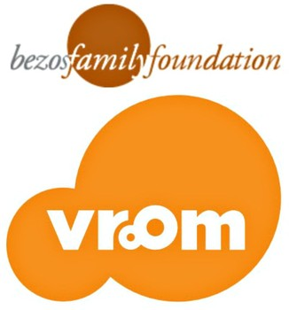 Vroom Bezos Family Foundation