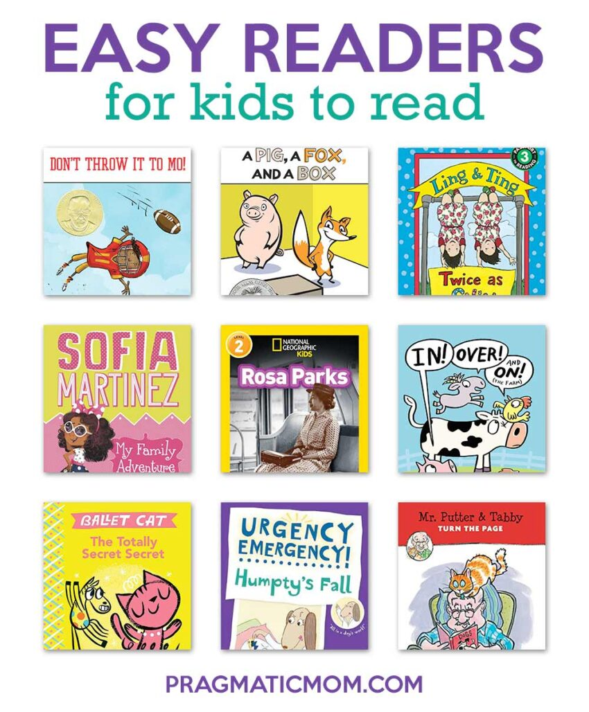 Great New Easy Readers