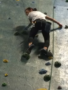 rock climbing girls