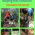 Miracle-Gro Gro-Ables for Keeping Kids Outdoors!