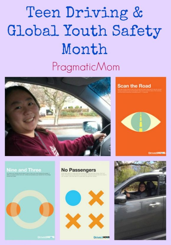 My Teen Driver & Global Youth Safety Month