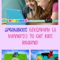 #ChooseReading with Speakaboos GIVEAWAY (3 Winners!)