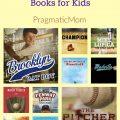 Top 10: Baseball Chapter Books for Kids