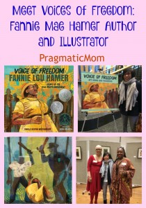 Fannie Mae Hamer Book event