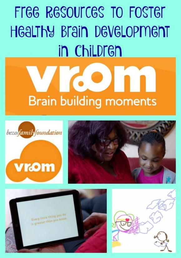 foster healthy brain development in children.