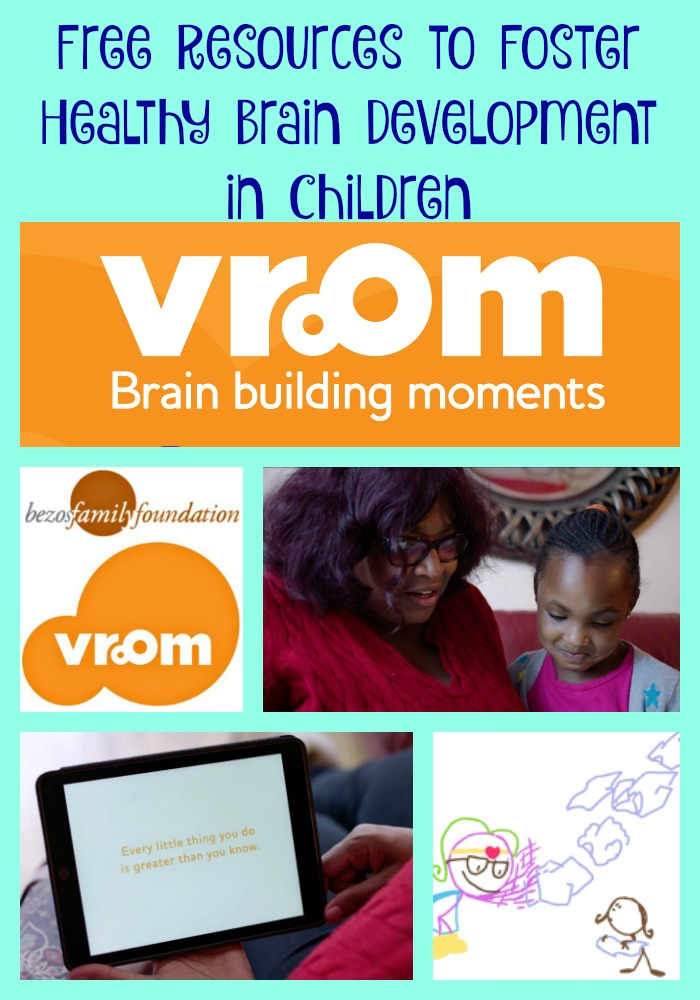 foster healthy brain development in children.