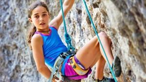 Rock Climbing Prodigies