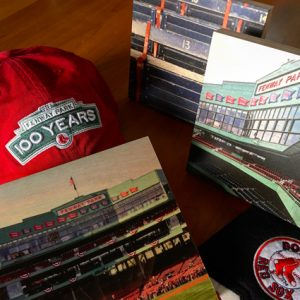 Sharon Schindler Photography Red Sox Fenway Park art