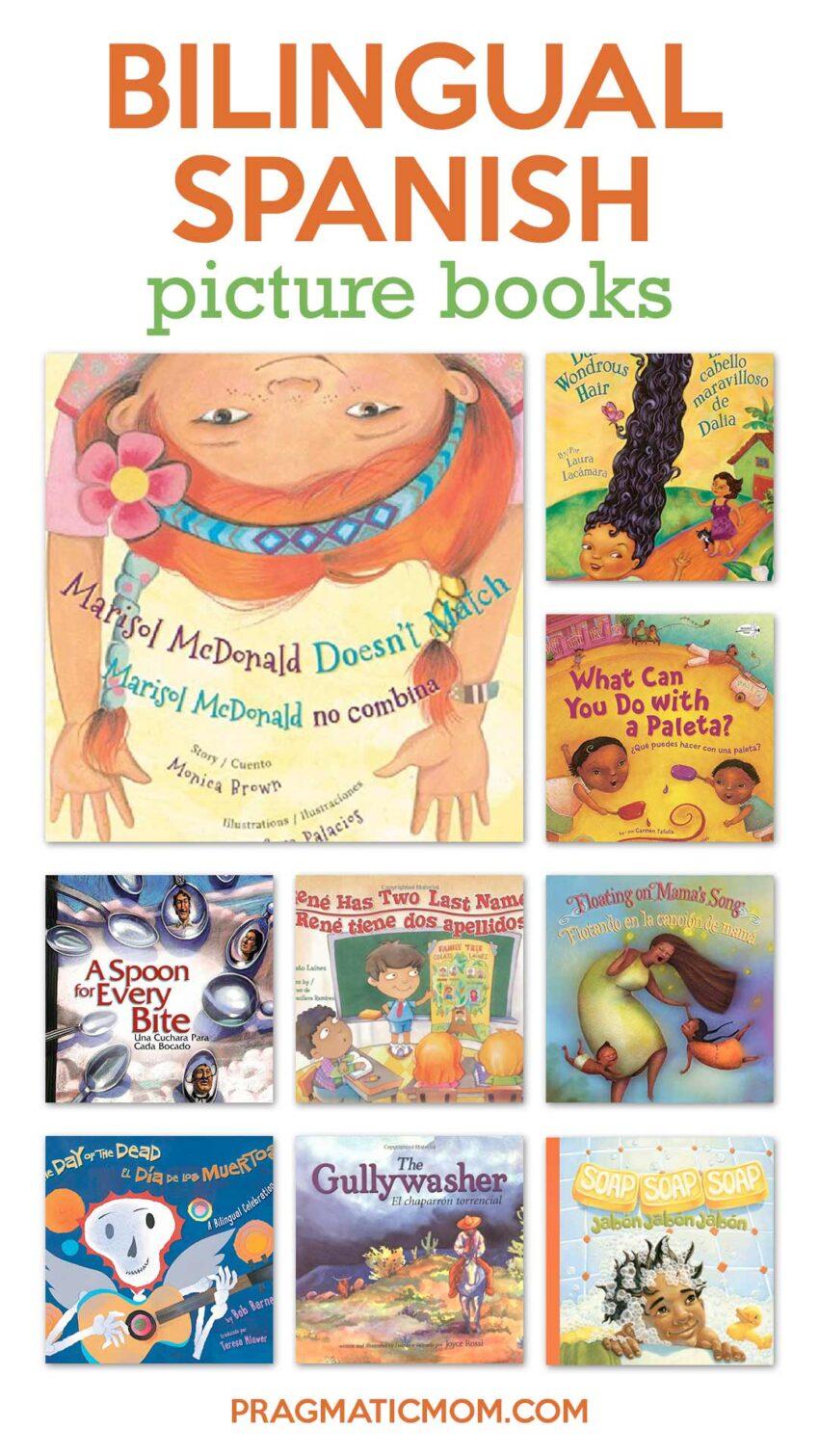 Bilingual Spanish Picture Books