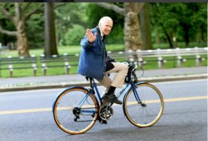 Bill Cunningham Humans of NY
