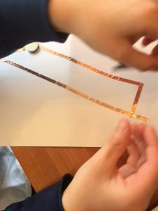 DIY STEM Paper Circuits: Light Up Cards