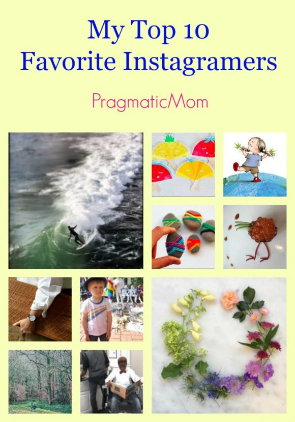 My Top 10 Favorite Instagramers