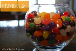 Kindness Jar from Kids Activities Blog