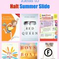 Summer Learning Ideas to Halt Summer Slide