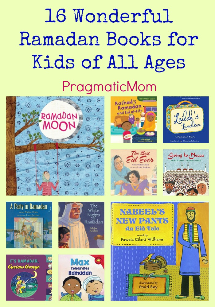 Wonderful Ramadan Books for Kids of All Ages