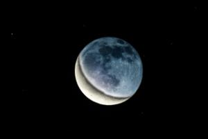 moon view by Niko Grigorieff