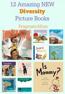 12 Amazing NEW Diversity Picture Books
