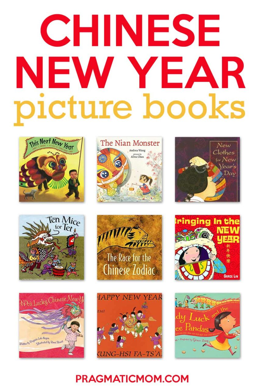 Chinese New Year Picture Books