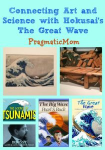Combining Art and Science with Hokusai's The Great Wave