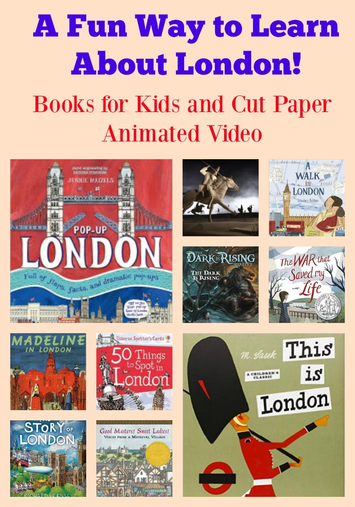 Learn About London for Kids