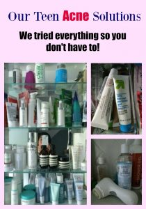 Our Teen Acne Solutions