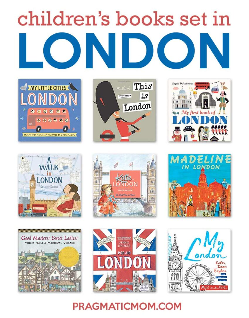 Children's Books Set in London