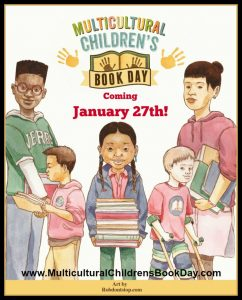 FREE Downloadable Multicultural Children's Book Day Poster!