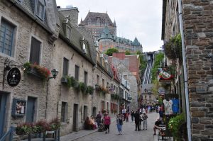 Quebec City Old City