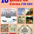 10 Great Books on China for Kids