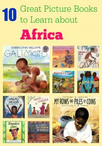 10 Great Picture Books To Learn About Africa