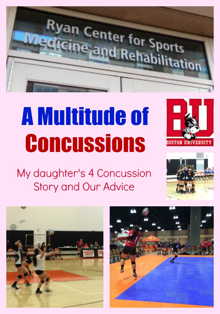 A Multitude of Concussions