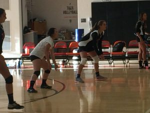 club volleyball and concussion