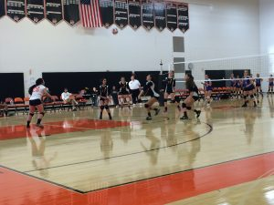 volleyball and concussion