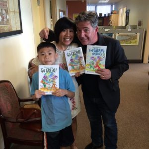 Peter and Paul Reynolds new book series