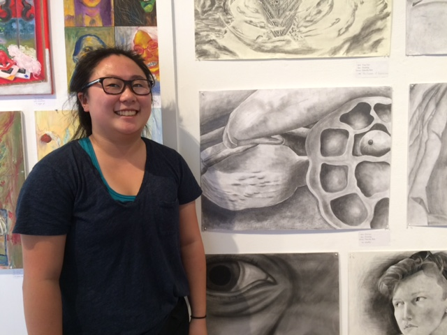 My Daughter's Pieces from RISD Pre-College Program