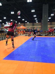 liberos and concussion from volleyball