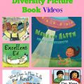 My Very Short Diversity Picture Book Videos