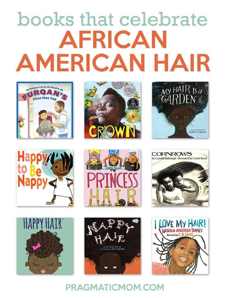 Celebrating African American Hair Picture Books
