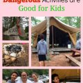 Sleepaway Camp and Why Dangerous Activities are Good for Kids